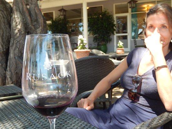 Solvang, CA: wine and quiet