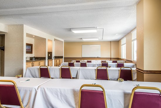 Quality Inn & Suites, Garden of the Gods: Meeting Room