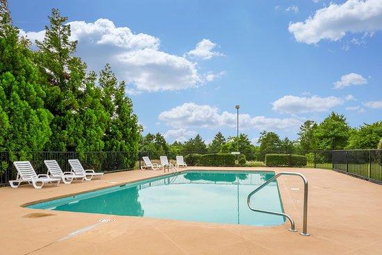 Heber Springs, أركنساس: Pool