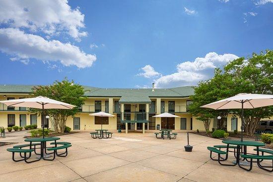 Heber Springs, أركنساس: Patio