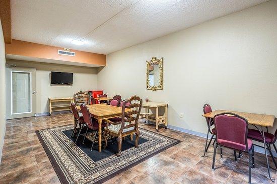 Heber Springs, أركنساس: Meeting Room