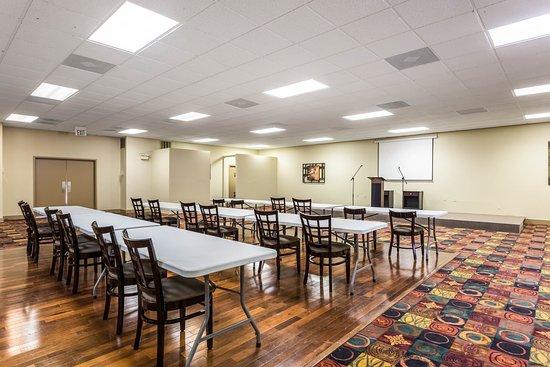 Heber Springs, أركنساس: Event area