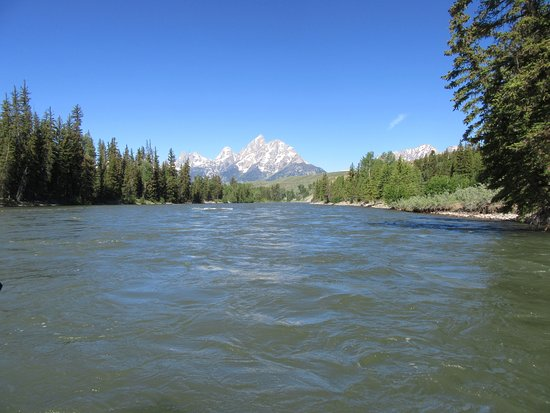 National Parks Float Trips: The scenery.
