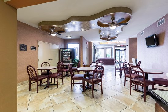 Quality Inn: Dining Area