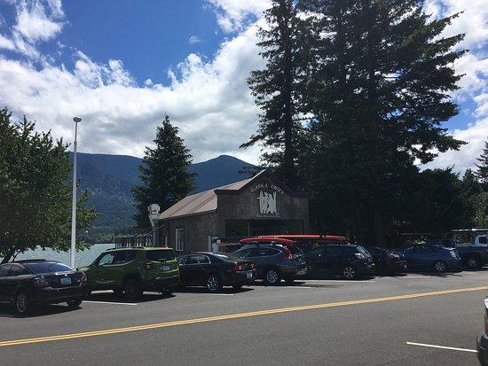 Stevenson, Etat de Washington : Awesome views and great brews!!