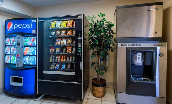 Rochester Hills, MI: Vending