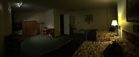 Sheridan, WY: Spacious room