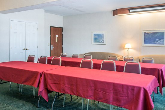 Sleep Inn & Suites: Meeting room