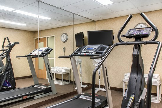 Mountville, PA: Fitness center