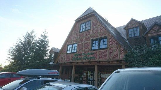 Mueritz Landhotel Gruener Baum