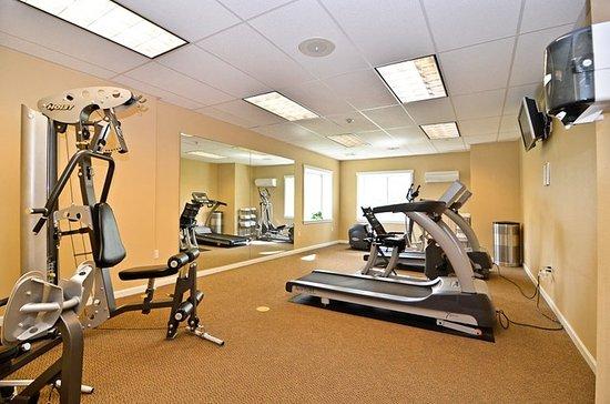 Rivertide Suites: Onsite Workout Room