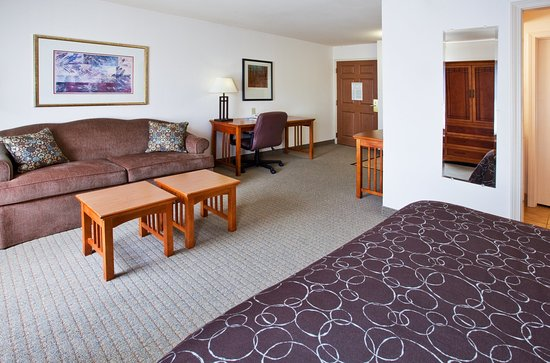 Dunwoody, جورجيا: Guest Room