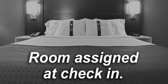 Hinton, Canadá: Standard room assigned at check in