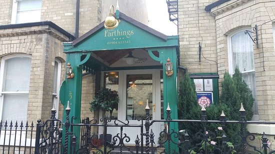 Farthings Guest House