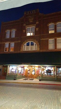 Hickok's Hotel & Gaming: 20160712_212404_large.jpg
