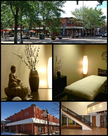 Fort Collins, CO: Massage Office