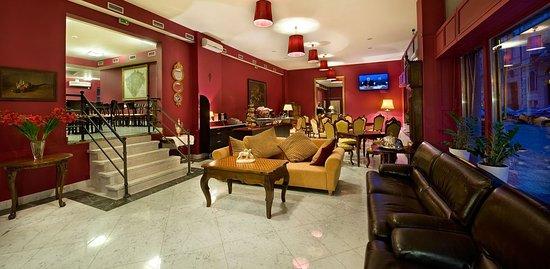 Residence Bologna: Lounge