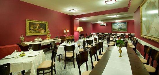 ريزيدنس بولونيا: Breakfast room