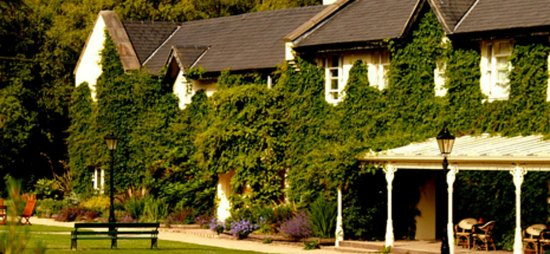 Macreddin Village, Ireland: Exterior View