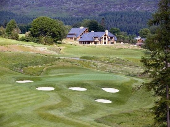Macreddin Village, Ireland: Golf Course