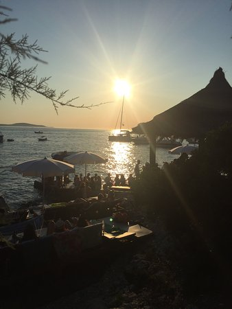 Hvar, Croacia: Sunset vibes
