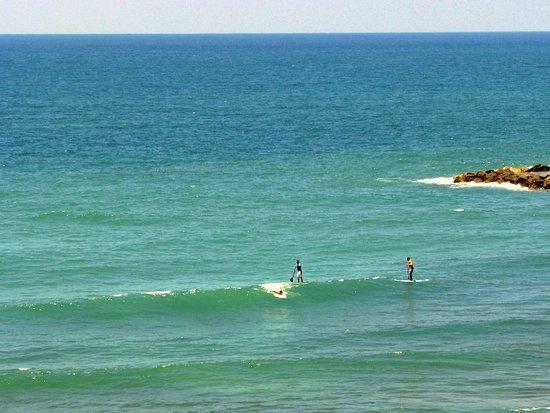 ميلودي هوتيل: Tel Aviv Beach