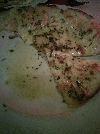 Luz, โปรตุเกส: Restaurante Alloro: Pão de Alho