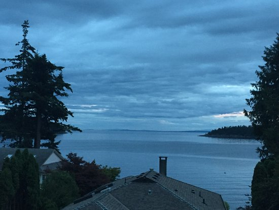 Sechelt, Canada: Views from Absolute!