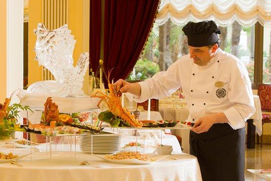 Abano Terme, Italien: Belle Epoque Restaurant