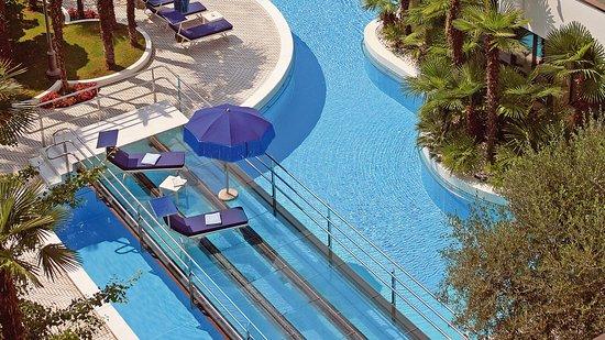 Abano Terme, Włochy: Pool Elena at Grand Hotel Terme Trieste & Victoria