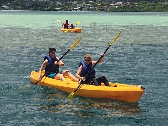 Kaneohe, Гавайи: Heading back