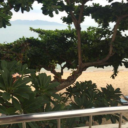 Baan Fah Resort Samui : View from the honeymoon suite