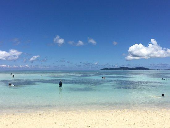 Taketomi-jima Taketomi-cho, Jepang: Best beach in Japan!