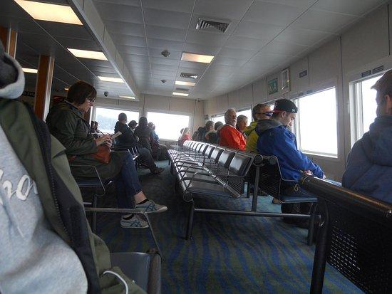 Port McNeil, Canada: Passenger Lounge