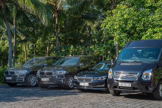 The Nam Hai Hoi An: NAMArrival Transportation Fleet