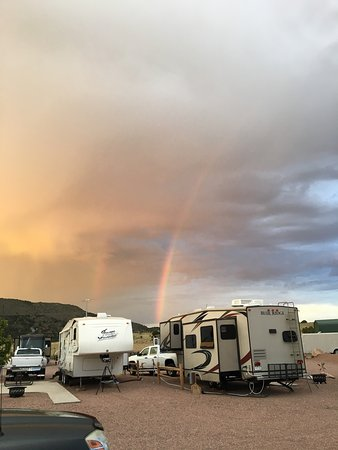 Mountain view rv resort updated 2016 campground reviews for Mt vista cabina e motel
