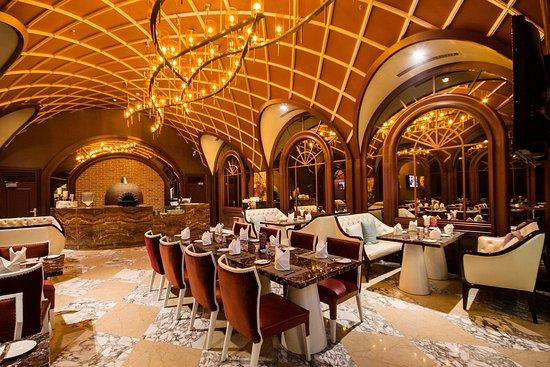 Zhengzhou, China: Mamma Mia Italian Restaurant