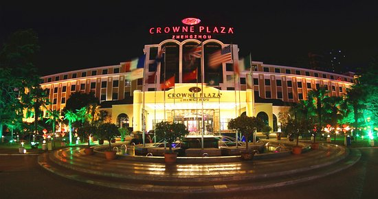 Zhengzhou, China: Hotel Exterior