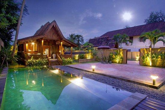 Puri Tupai : 1 bedroom pool villa