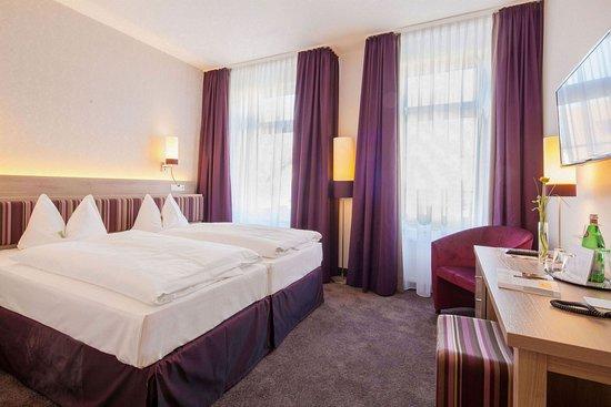 Coburg, Tyskland: Comfort double room