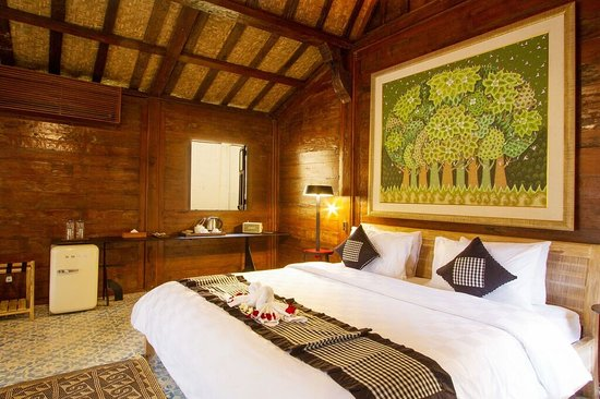 Puri Tupai : bedroom villa 2