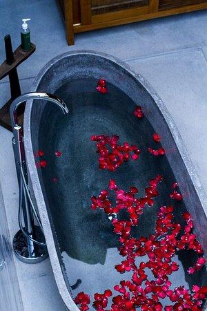 Puri Tupai : bathtub