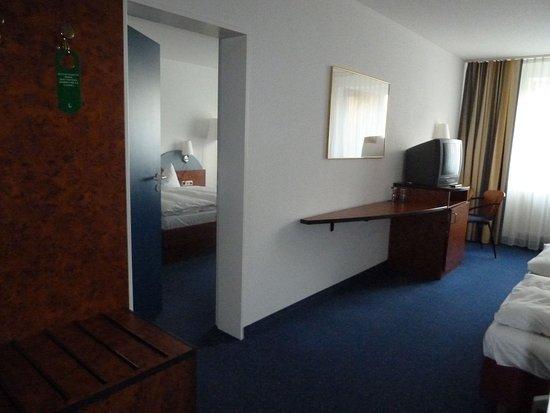 Jettingen-Scheppach, Deutschland: Apartment