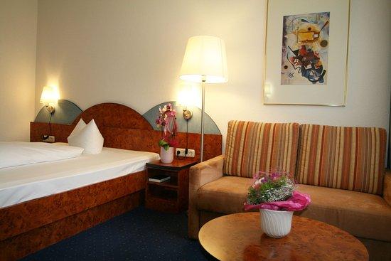 Jettingen-Scheppach, Deutschland: Comfort Single Room