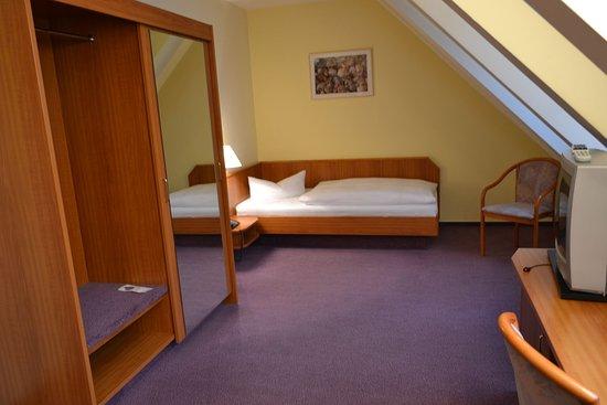 Großbeeren, Deutschland: Standard Single Room