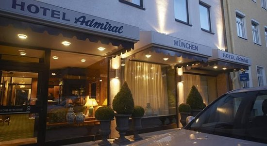 Photo of Hotel Admiral Munich