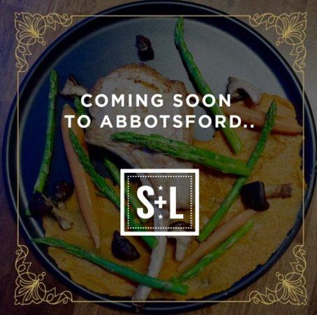 Langley City, Kanada: ANNOUNCEMENT! S+L Kitchen & Bar Opening In Abbotsford