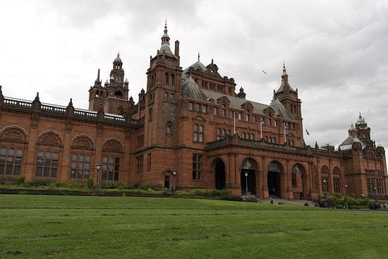 Kelvingrove Art Gallery and Museum: Kelvingrove Art Gallery & Museum, Glasgow..