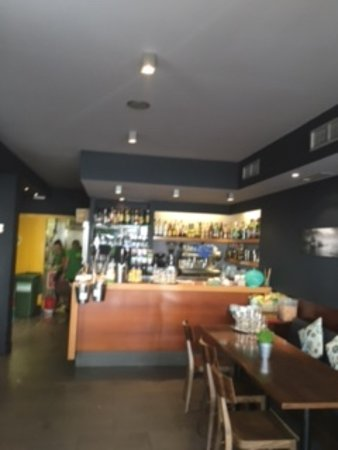 Tamariu, Ισπανία: Bar