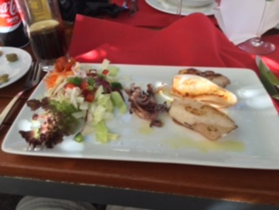 Tamariu, Ισπανία: Calamares